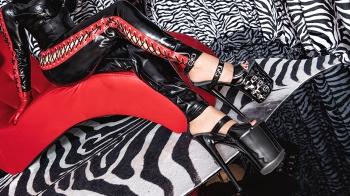 Fuß- und Schuherotik
